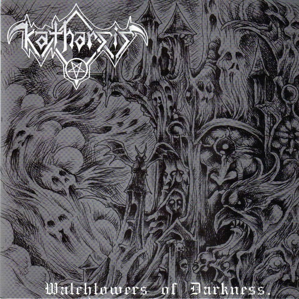 Moonblood - Split with Katharsis