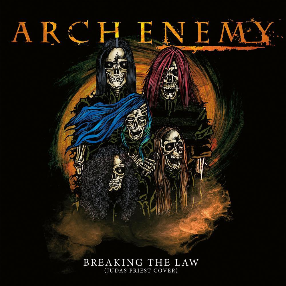 Arch Enemy - Split with Kreator