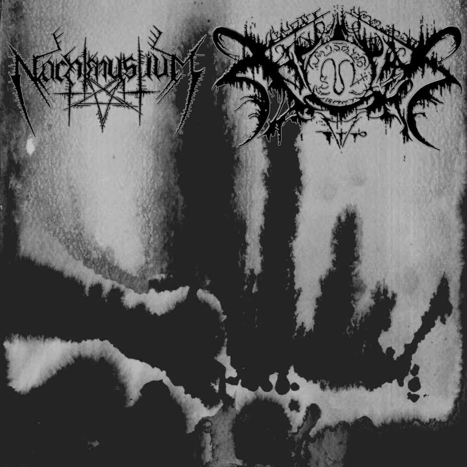 Nachtmystium - Split with Xasthur