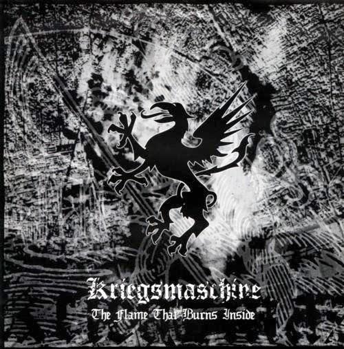 Kriegsmaschine - Split with Szron (ep)