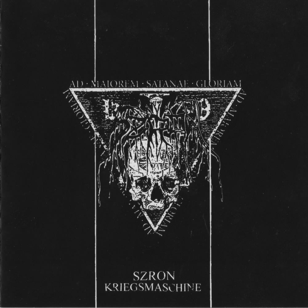 Kriegsmaschine - Split with Szron