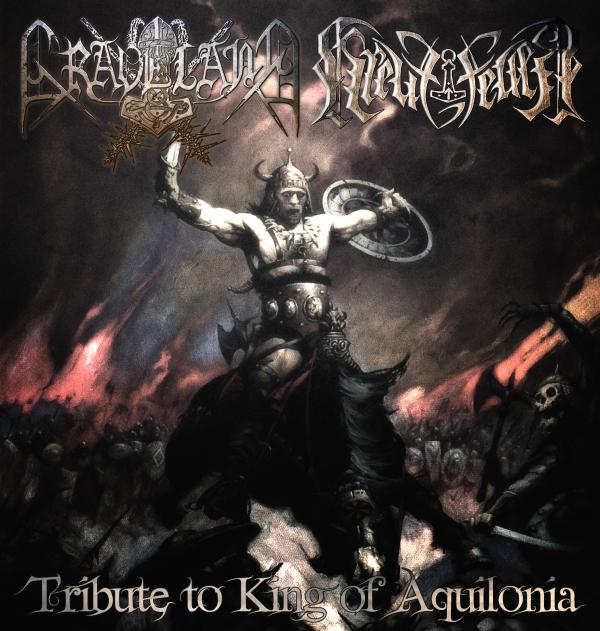 Graveland - Tribute to the King of Aquilonia