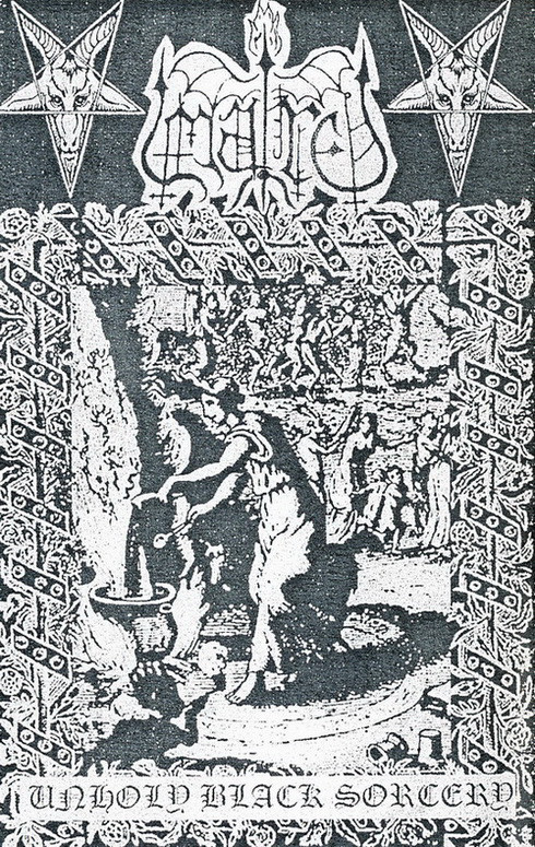 Mare - Unholy Black Sorcery (demo)