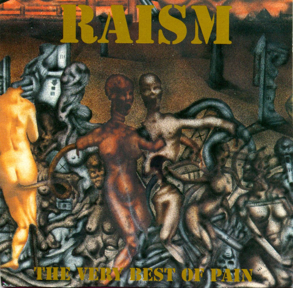 Diabolos Rising - The Very Best of Pain (as Raism)