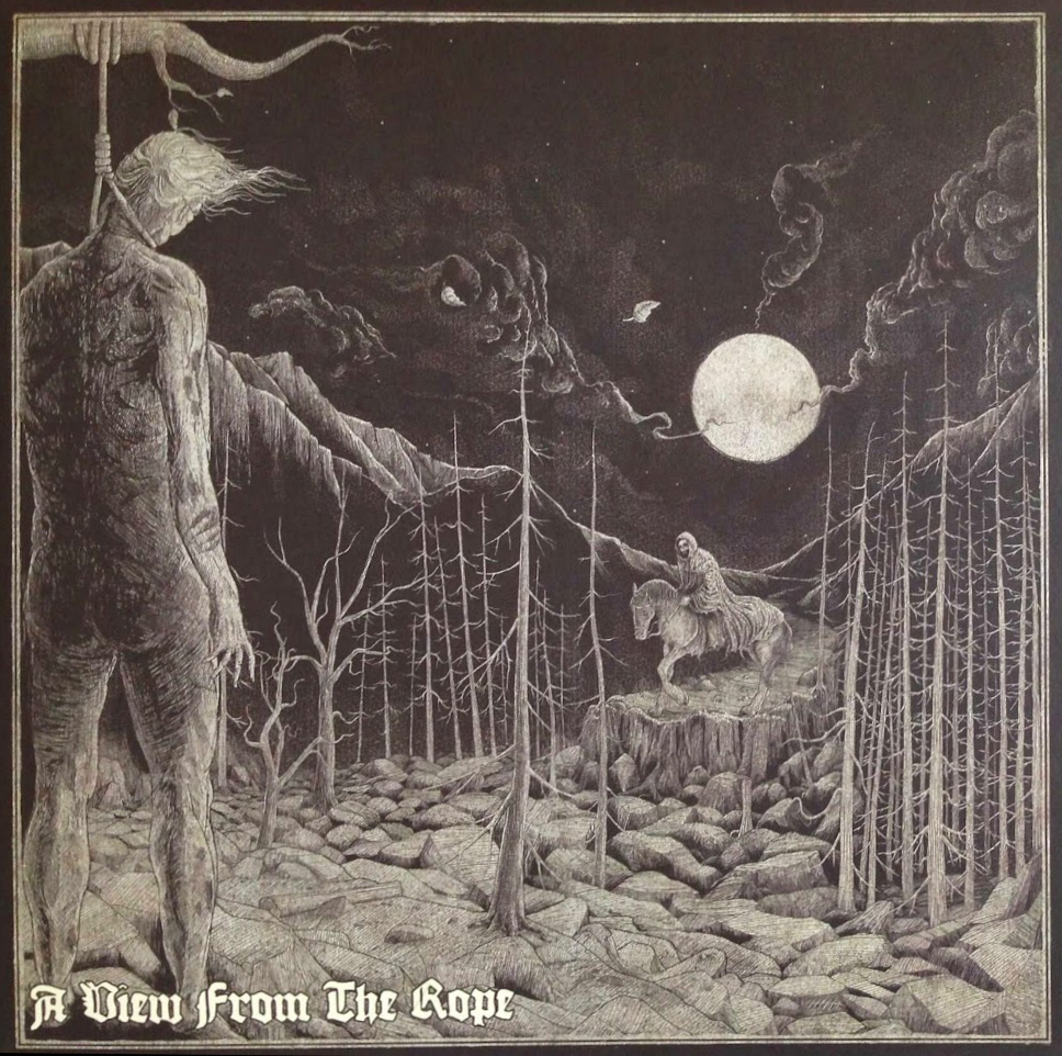 Hooded Menace - A View from the Rope