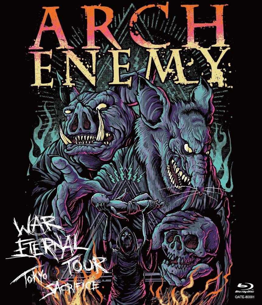 Arch Enemy - War Eternal Tour: Tokyo Sacrifice (video)