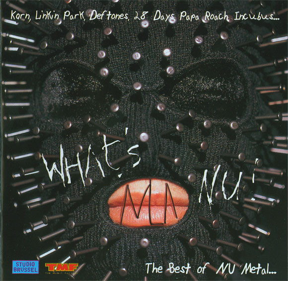 Various W-Z - What's NU - The Best Of NU Metal