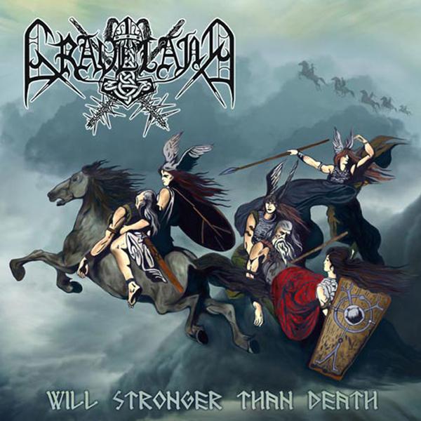 Graveland - Will Stronger Than Death