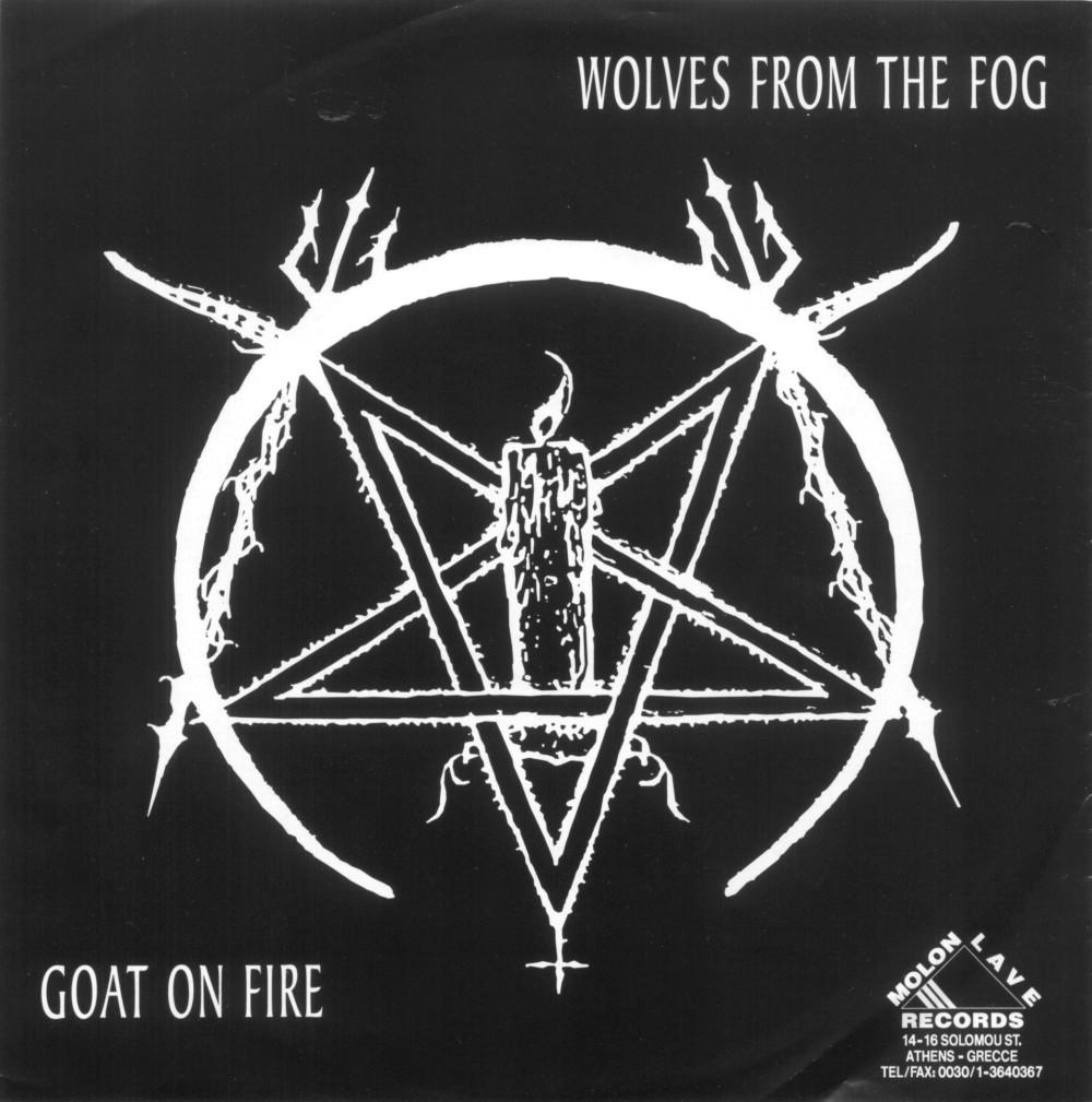 Moonspell - Wolves from the Fog (EP)
