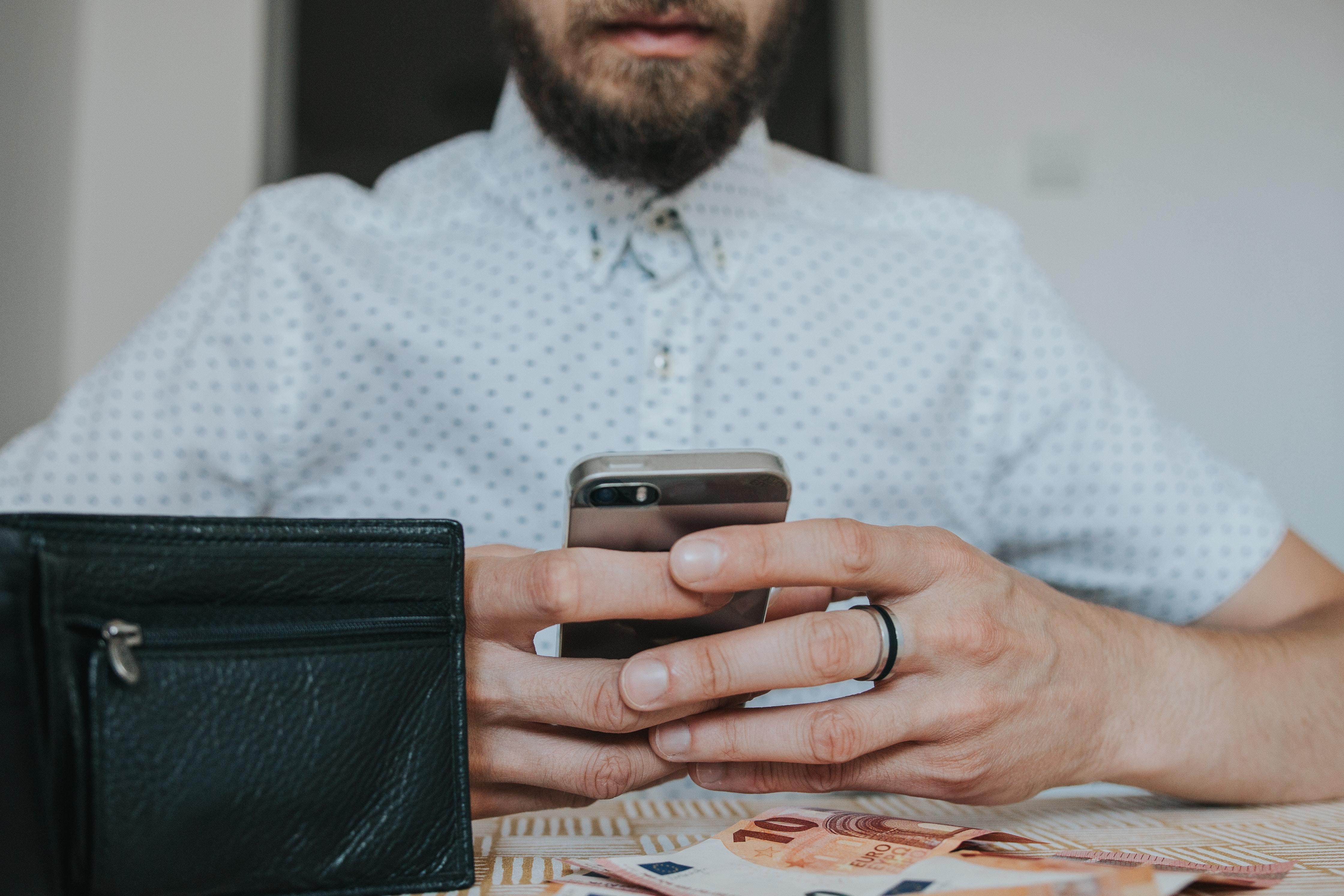 Das Smartphone ist längt zur virtuellen Bankfiliale geworden