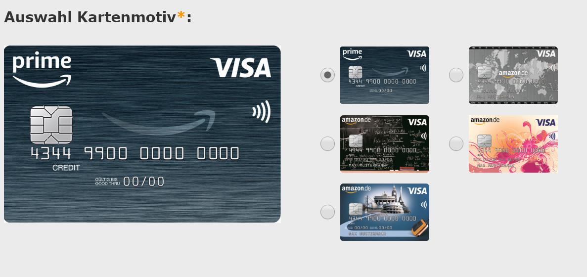 prüfnummer amazon kredit karte
