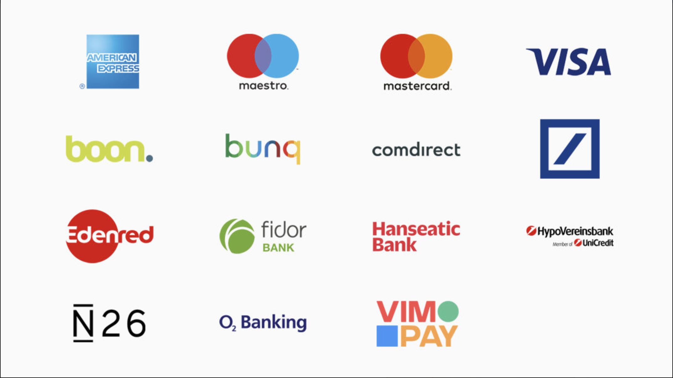 Diese Partner unterstützen Apple Pay in Deutschland  (Bild: Apple)
