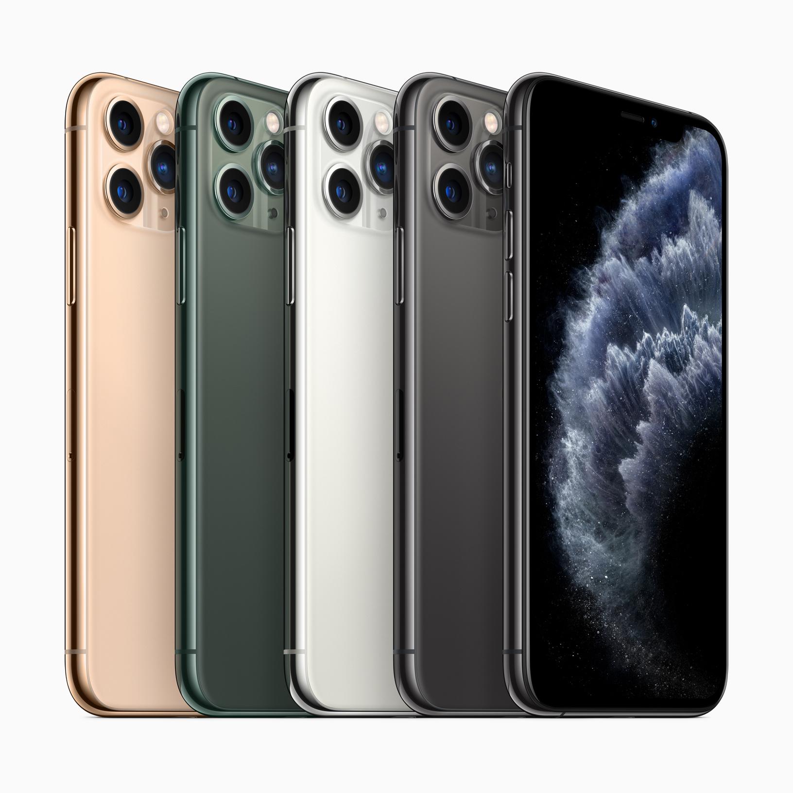 Das iPhone 11 Pro.