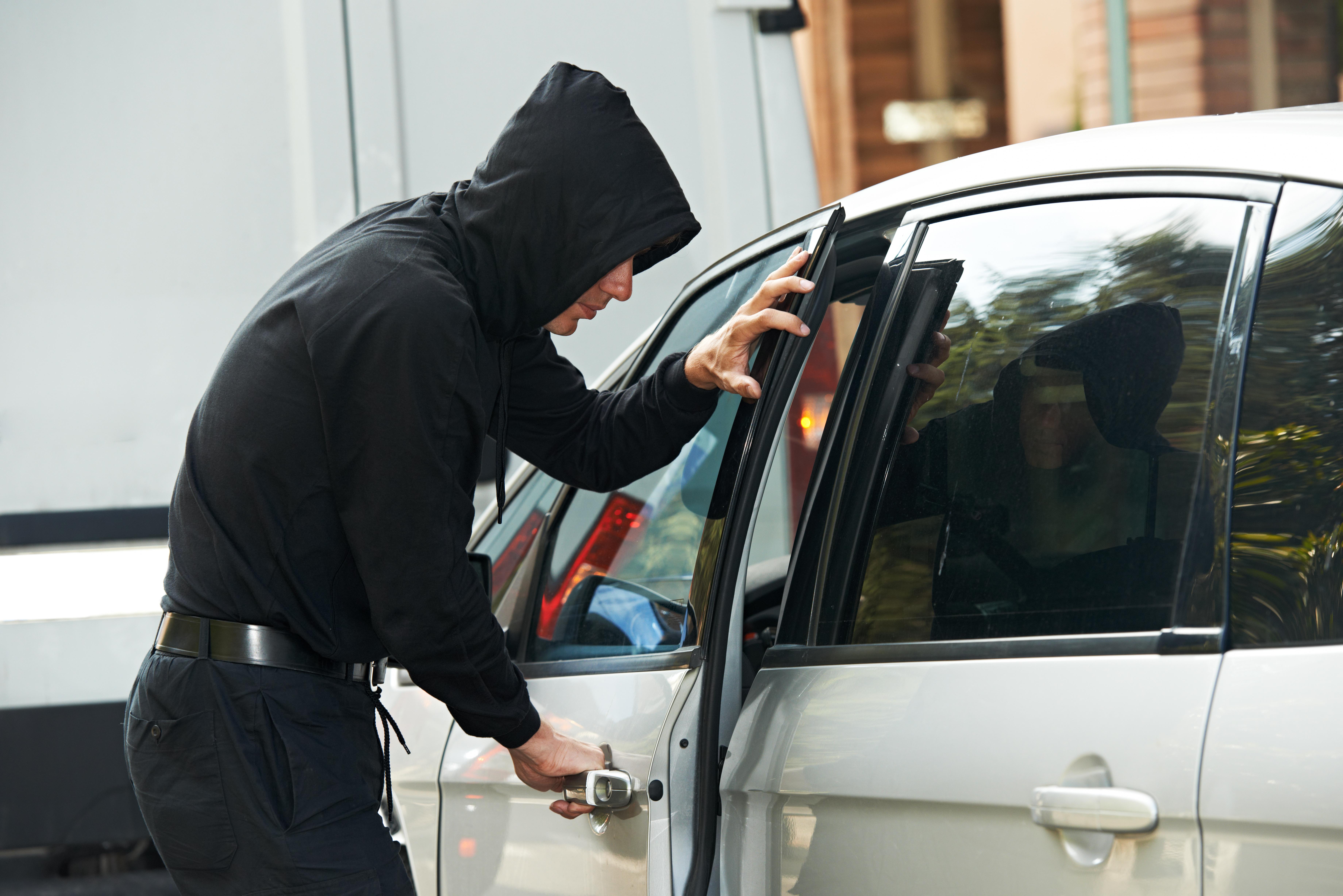 Am häufigsten wird der BMW X6 gestohlen