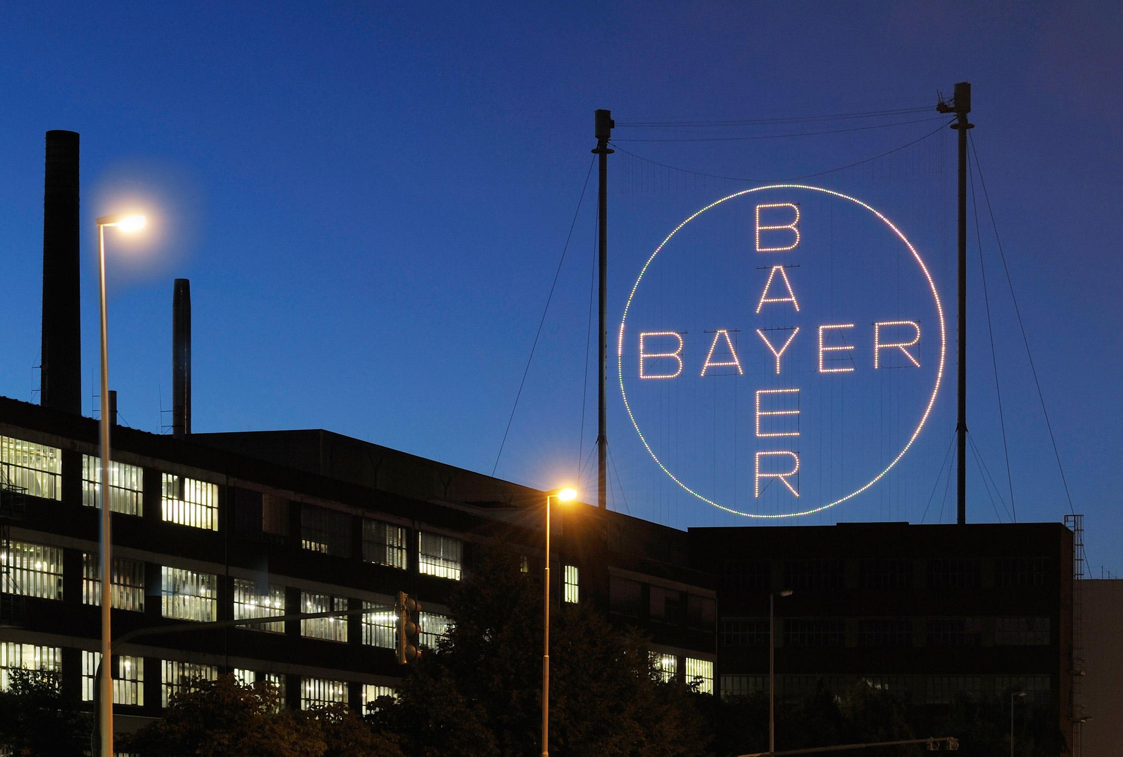 Aus hohem Gewinn wird riesiger Verlust: Im Q2 2019 machte Bayer 404 Millionen Euro Gewinn, nun mehr 9,5 Milliarden Euro Verlust