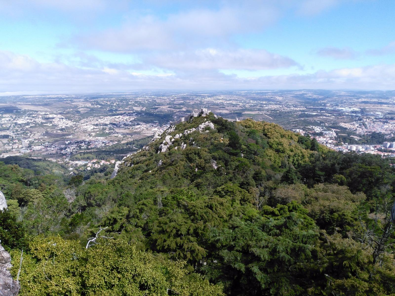 Portugal von oben