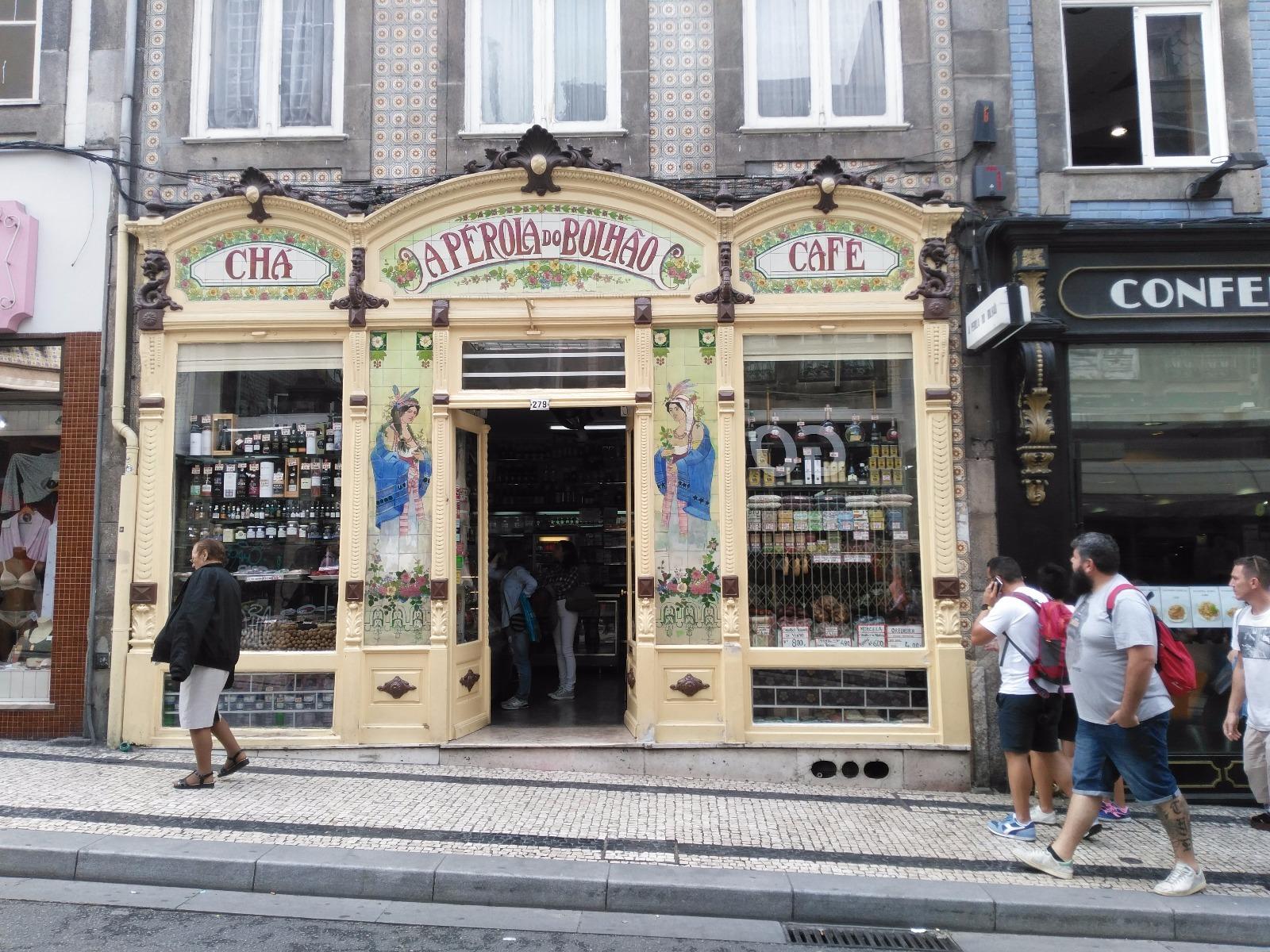 Café In Portugal
