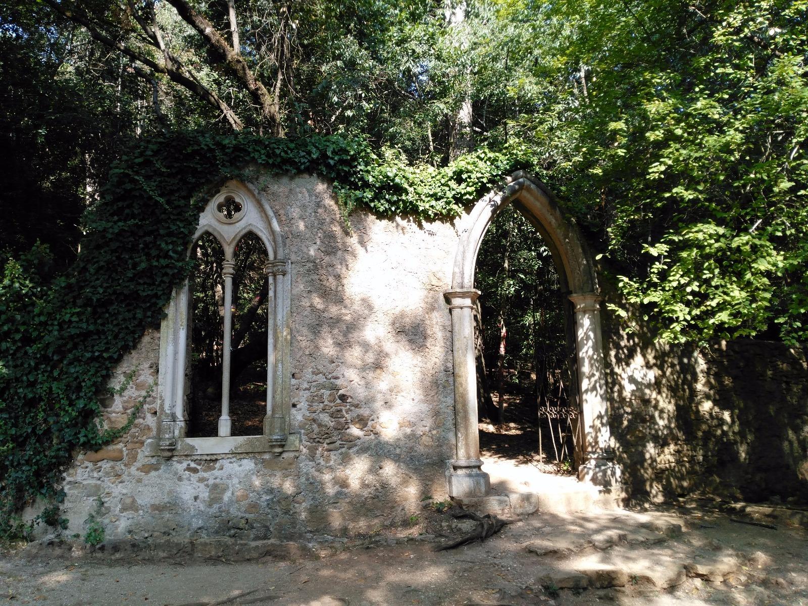 Garten der Liebenden in Coimbra