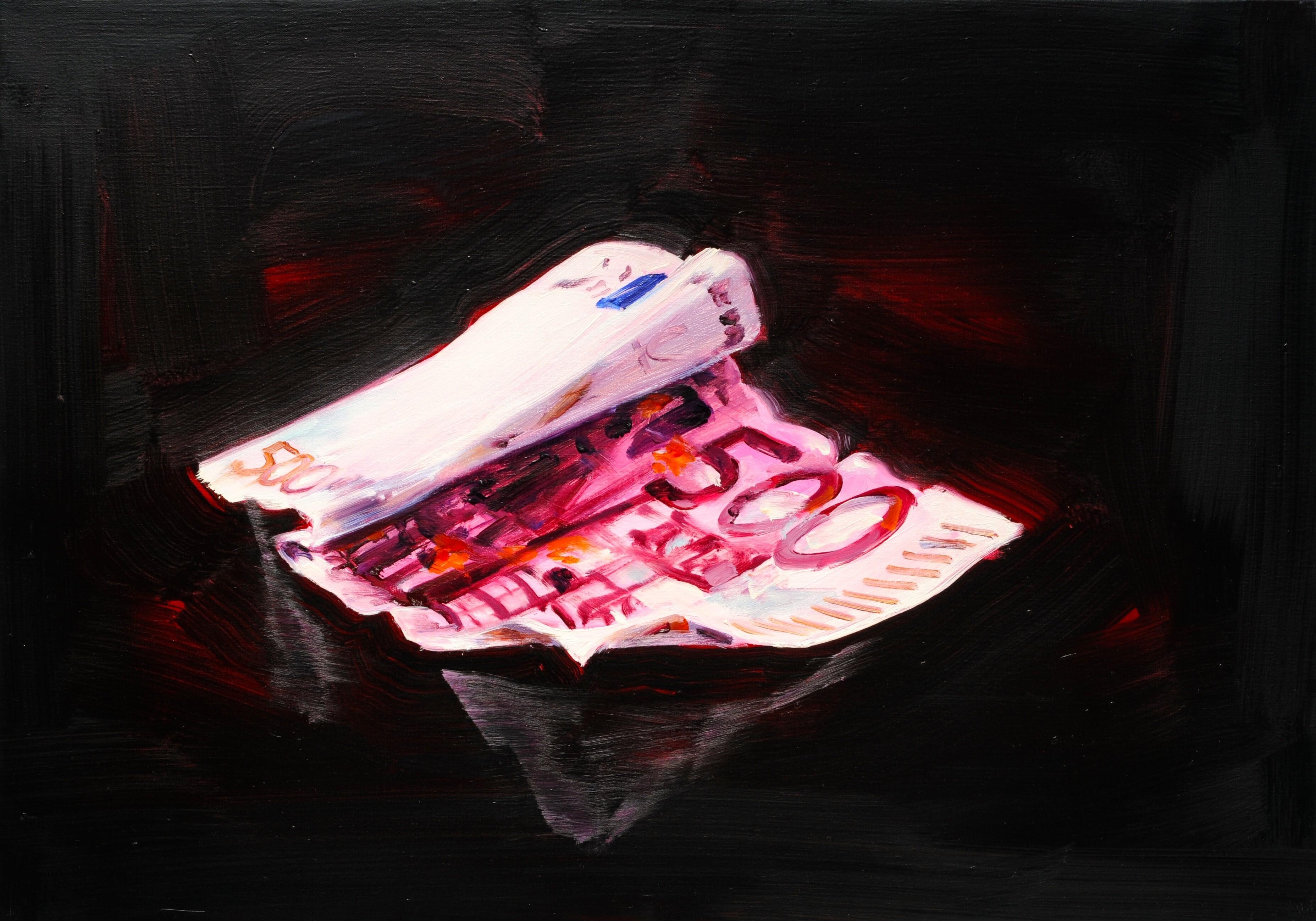 """Cornelius Völker """"Schein"""", 2010"""