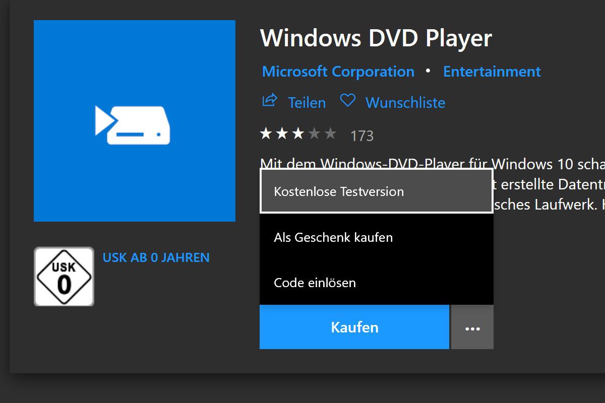 Microsoft zeigt sich in Sachen Rückgabe knauserig. Auch Testversionen sind rar.