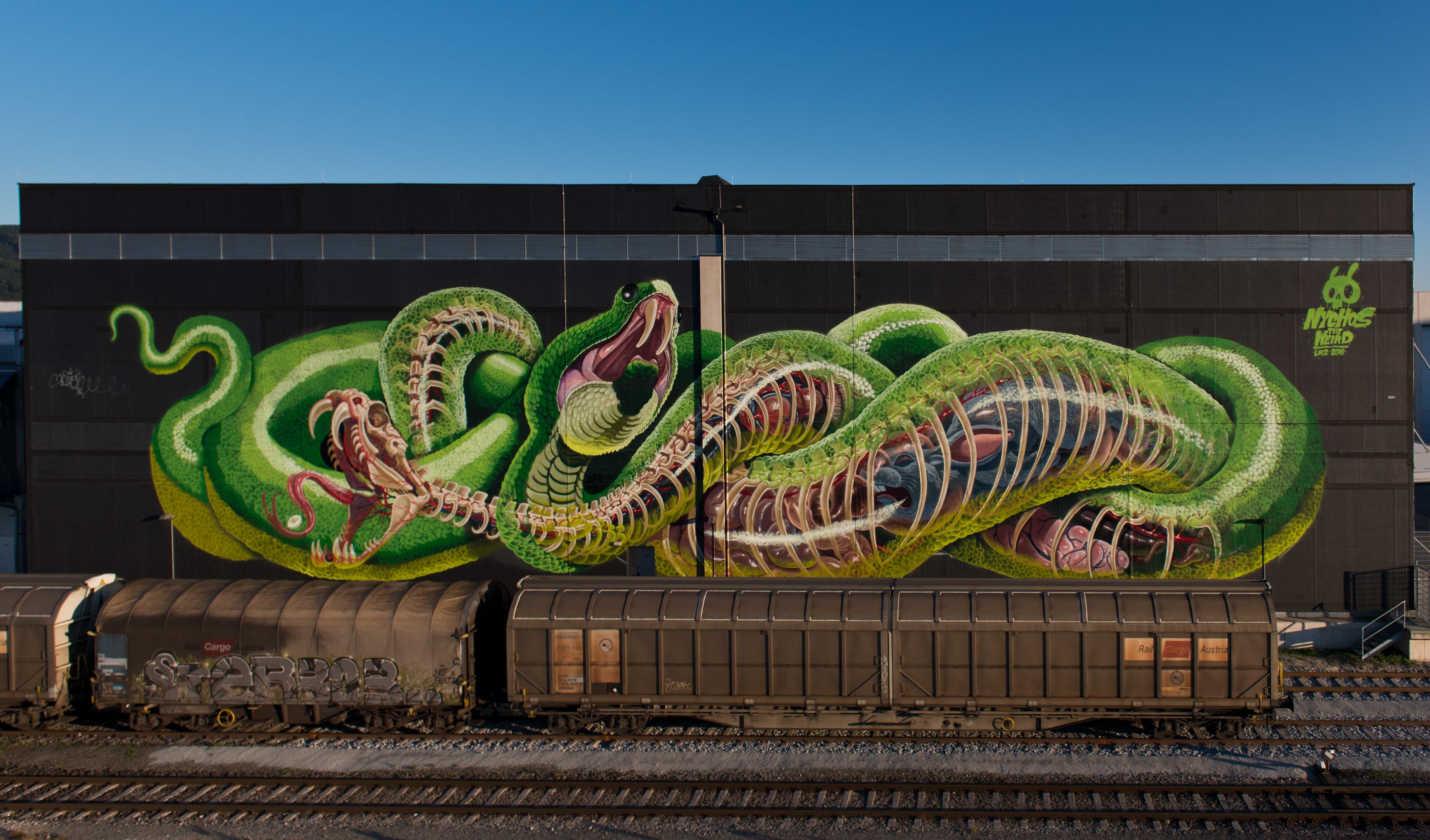 """""""Translucent Serpent"""""""