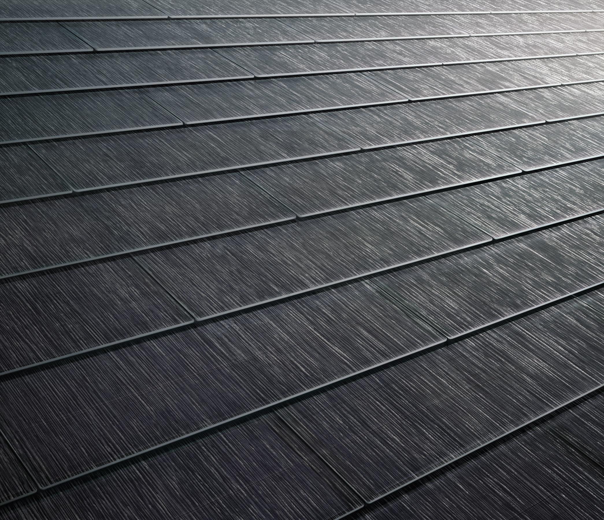 Solarpanel oder Dachziegel? Das Solar Roof ist beides.