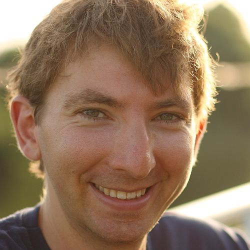 Globetrotter: Florian Blümm.