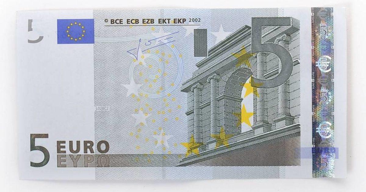 Steuer Euro 5
