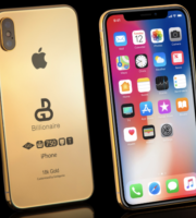 Goldenes iPhone Von Goldgenie