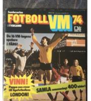Leere Panini Album Schweden 74 Ebay