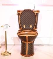 Illma Gore Louis Vuitton Toilet