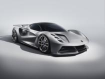 4 Lotus Evija Front 3 4