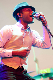 Aloe Blacc 2011
