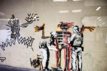 Banksy Unsplashh