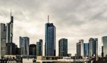 Frankfurter Skyline Banken