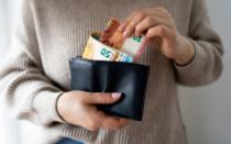 Geldbörse Eurp