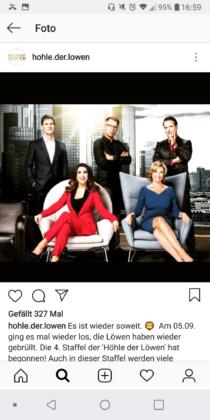 Hdl 4  Staffel Instagram