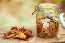 Herbst Geld