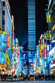 Japan Downtown