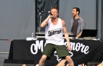 Macklemore  Ryan Lewis At Sasquatch 2011