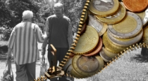 Rentner Ersparnisse