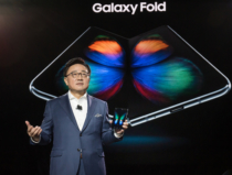 Samsung Galaxy Unpacked Event Galaxy Fold 1
