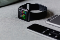 Apple Watch mit Fitness Tracking