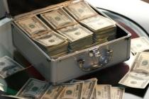 Bank banking banknotes 259027