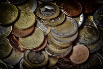 kleingeld aus dem Euro-Raum