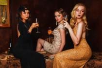 Reiche Frauen in den Zwanzigern