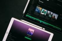 Spotify Musikdienst