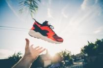 Kaufprodukt: neue Schuhe.