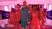 Der FC Bayern München ist Platin-Partner für Konami in Pro Evolution Soccer