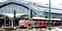 Zug Deutsche Bahn Verspätung Bahnhof